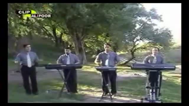 ترکی آذری توی ماهنیلاری(ترانه های عروسی)