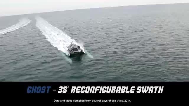 ایده جدید آمریکا برای ساخت قایق تندرو پنهان کار