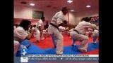 گزارش شبکه خبر از کیوکوشین کاراته(ماتسوئی)در باشگاه جدید شهید دستجردی زیر نظر شیهان رامین برازنده