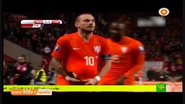 وضعیت این روزهای تیم ملی هلند