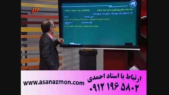 تدریس تکنیکی زبان انگلیسی،گرامر زبان انگلیسی 3