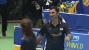 فرهاد ظریف بهترین لیبرو جام بزرگ قهرمانان جهان 2013