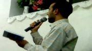 حاج احمدنظری -ولادت امام سجاد (ع)