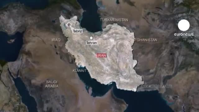 وقوع دو زمین لرزه بزرگ در استان آذربایجان شرقی