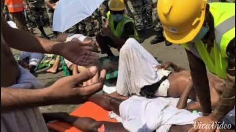 تصاویر و فیلم کشته شدگان حادثه رمی جمرات