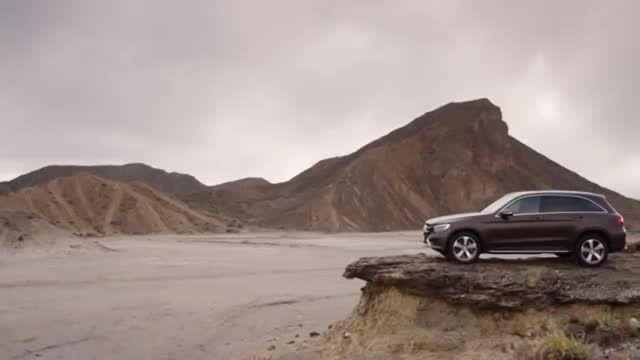 معرفی خودروی جدید مرسدس بنز 2016 GLC