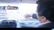 تخلف خودرو وزیر بهداشت در سفر به قم!