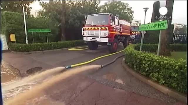 خسارات سیل در جنوب فرانسه بی شمار گزارش می شود