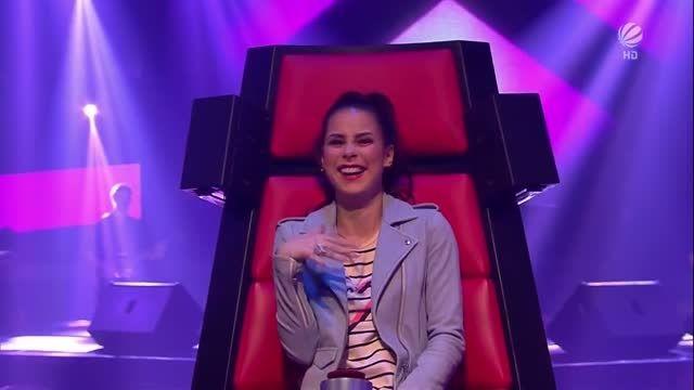 هنرنمایی خنده دار در مسابقه استعدادیابی24..! HD
