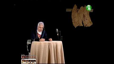 متن خوانی اکرم محمدی و ناگزیر با صدای وحید دین پرور