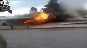 سوریه : کمین ارتش و کشته شدن چندین تروریست!!