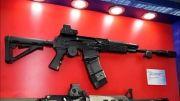 نمایشگاه سلاح های سبک روسی در مسکو