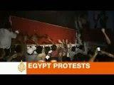 تصرف سفارت اسرائیل در مصر توسط انقلابیون