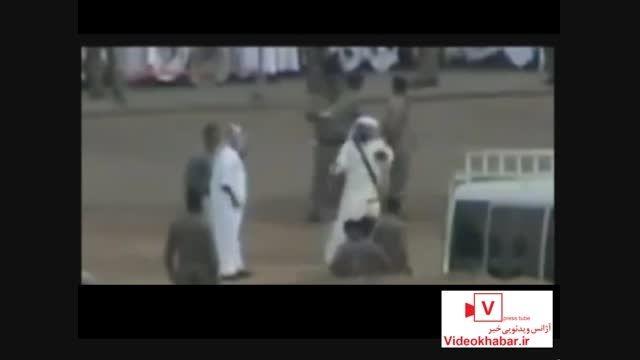 اجرای قانون مجازات در عربستان