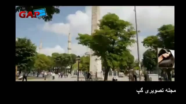 تغییر صحنه های سریال ترک برای تبلیغ شامپوی ایرانی