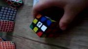 آموزش کامل مکعب روبیک -بخش اول