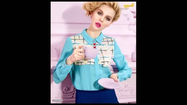 زیبا و جدیدترین مدل های پیراهن زنانه 2015