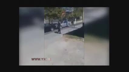 کشته شدن یک سیاه پوست معلول در تیراندازی پلیس امریکا