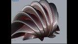 ساخت فرم پارامتریک صدف با گرس هاپر