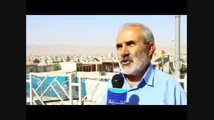 مرور خاطرات مردم خراسان شمالی از سفر رهبری