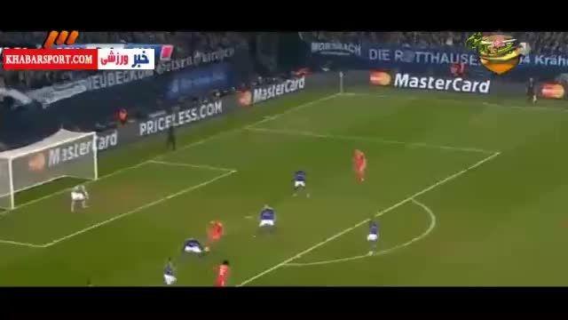 رکوردهای مرحله یک هشتم نهایی لیگ قهرمانان اروپا
