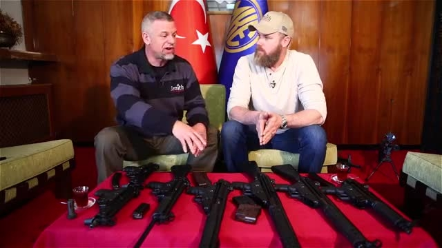 تور کارخانه سلاح های گرم Zenith Firearms / MKE