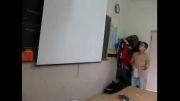 ارائه درس توسط دانش آموزان