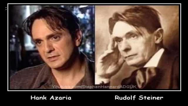 تصاویر شگفت انگیز بازیگران معروف با همزادشان در گذشته!!