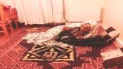 نمونه دعا کردن شیرازیا