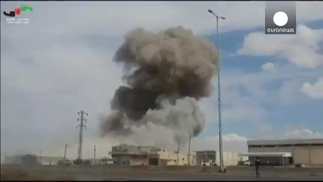 جان باختن غیر نظامیان در حملات هوایی روسیه به سوریه