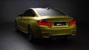 جدید ترین تیزر BMW با کیفیت بالا BMW M4 concept reveal promo