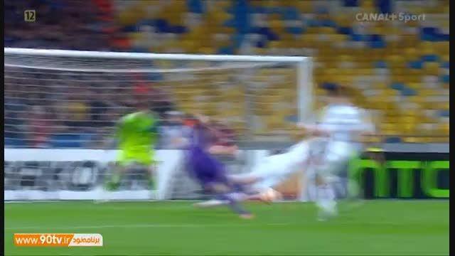 خلاصه بازی: دیناموکیف ۱-۱ فیورنتینا