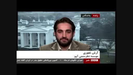 میزان محبوبیت احمدی نژاد در نظرسنجی آیپز - اسفند 93