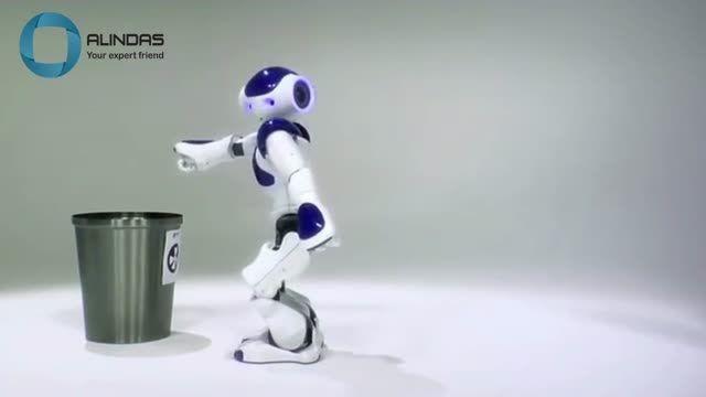 دنیای ربات ها (13)- قابلیت انجام حرکات انسان توسط ربات