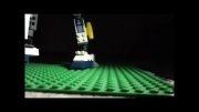 تست-حرکت پای روبات