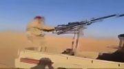 هلاکت چند نفر از عوامل داعش در عراق توسط نیروی زمینی