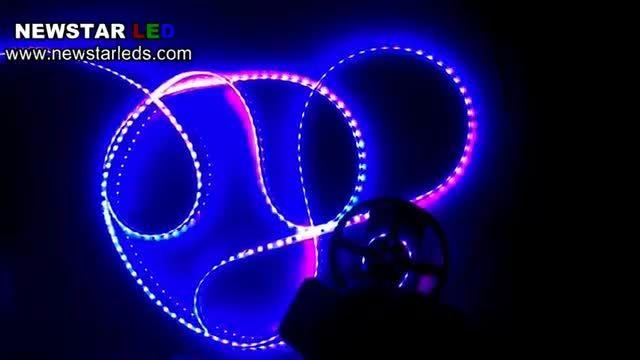 نسل جدید ریسه های LED نورپردازی با بازی های دلخواه شما