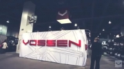 رینگ vossen روی سوپر اسپرت ها در نمایشگاه سما 2013 خیلی زیبا