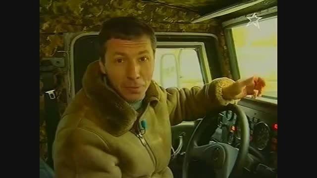 نگاهی به خودرو زرهی گاز 2975 روسیه