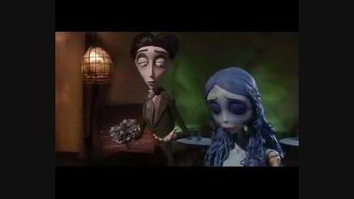 کلیپ پیانوی انیمیشن عروس مرده