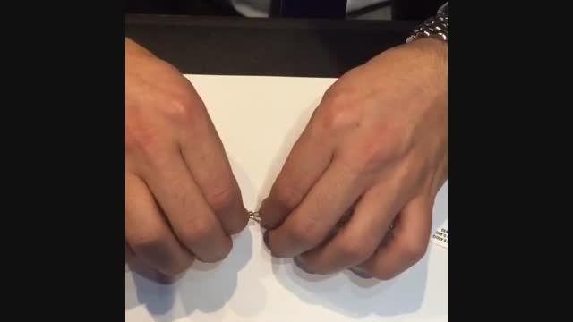 محصول جدید دستبند جواهر مدل عجایب