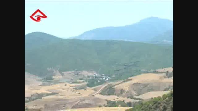 گزارش تلویزیونی از گور دخمه های دوره اشکانی وستمین