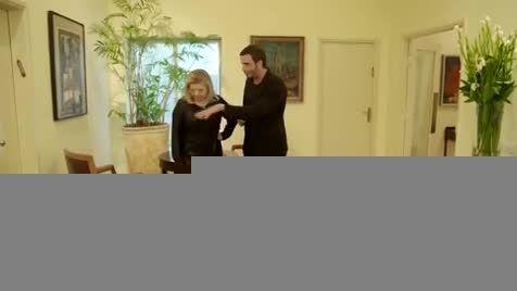 انتشار فیلمی دردسر ساز از خانه نتانیاهو