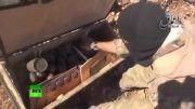 ارسال مقدار زیادی اسلحه و مهمات برای داعش در کوبانی