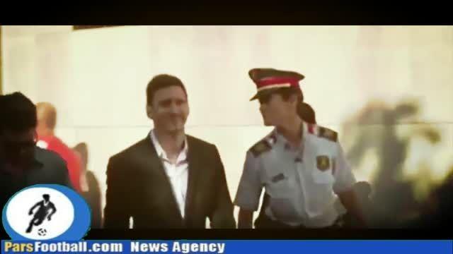 اتهام جدید ستاره آرژانتینی بارسا : قاچاق مواد مخدر!!!