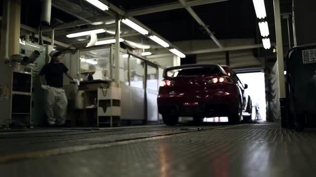 ساخت آخرین خودروهای لنسر اِوولوشن