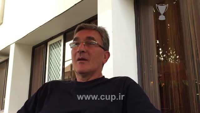 مصاحبه برانکو؛ علاقه مند بودن به فعالیت در باشگاه