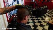 هنرمندانه ترین اصلاح موی سر