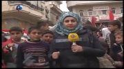 به دام افتادن جنگجویان شورای همکاری در سوریه