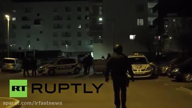 جستجوی خانه به خانه پلیس فرانسه برای یافتن صالح عبداسلام